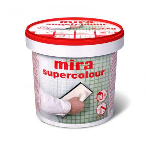 Затирка Mira Supercolor №144 коричневый, 1,2кг