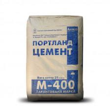 Цемент М400, 25кг